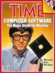 Bill Gates on Time Magazine Cover 2