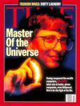 Bill Gates on Time Magazine Cover 5