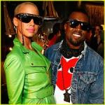 Kanye West and Boldie GirlFriend