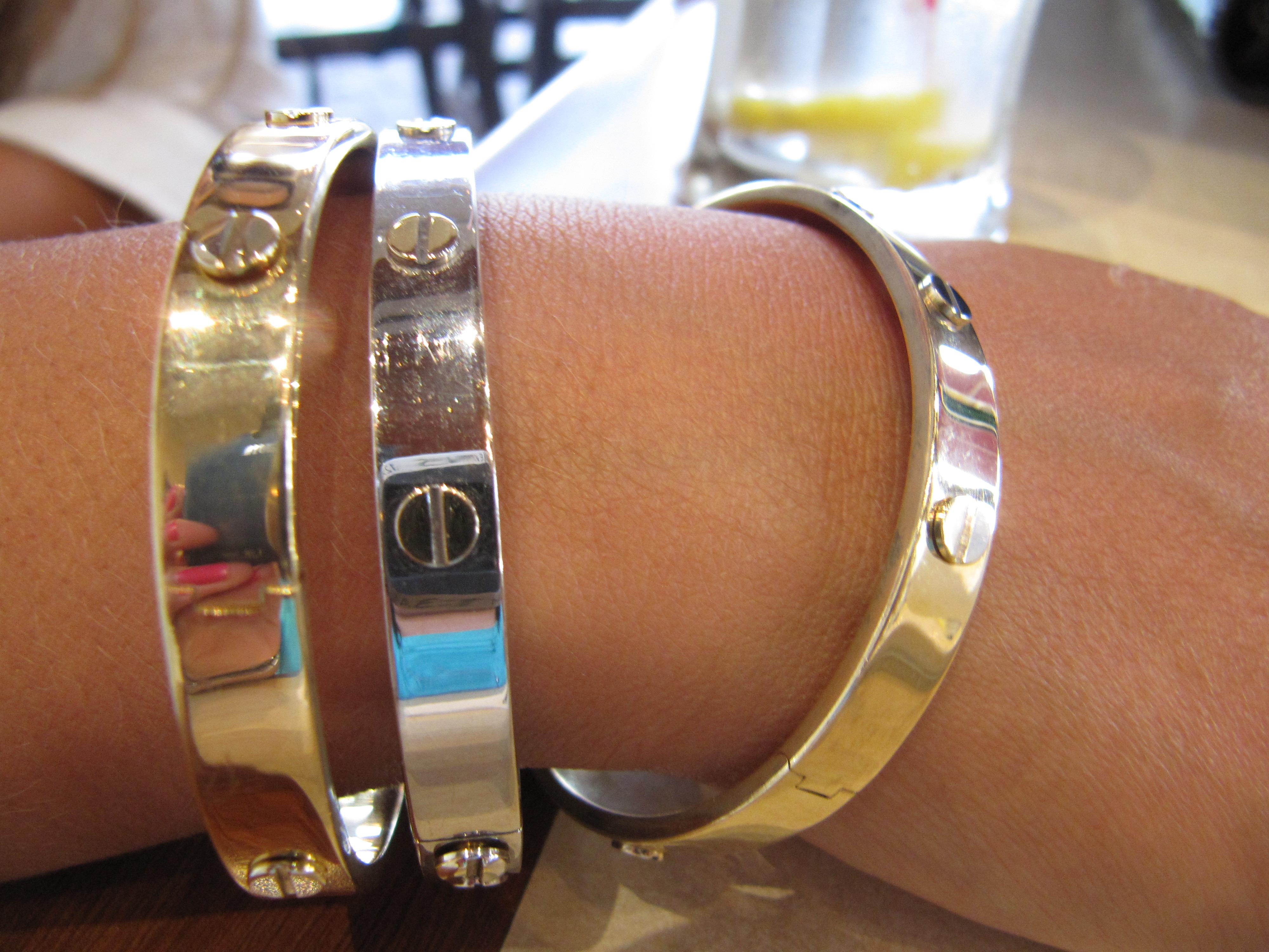 169b82934a2 Cartier Love Bracelet