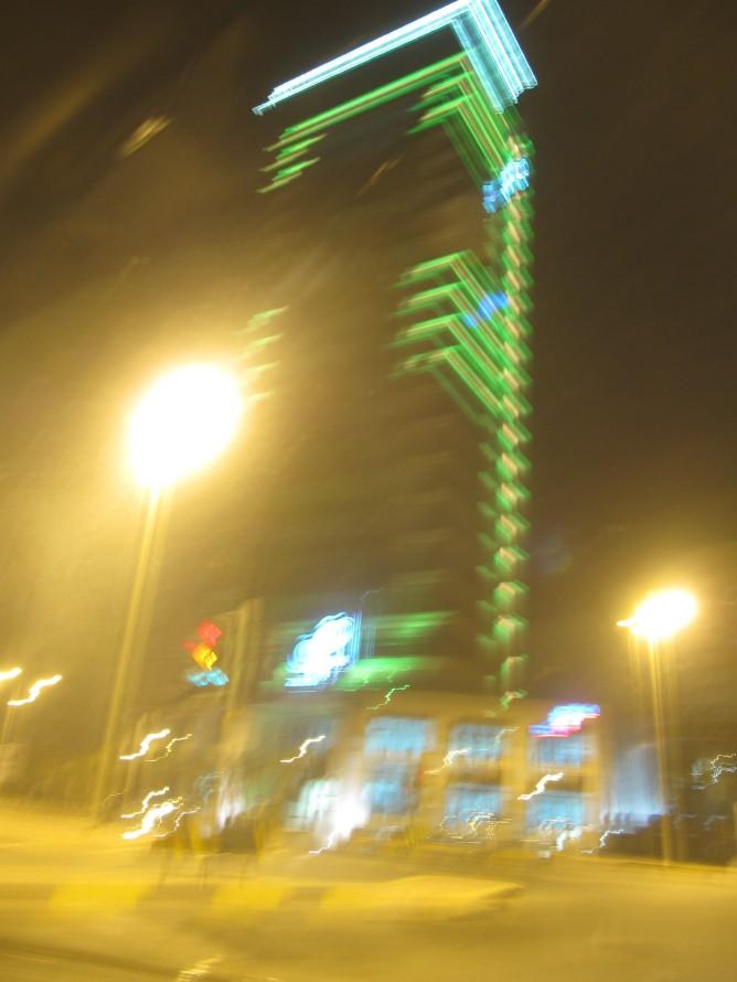 Zain Bahrain Dancing tower 5
