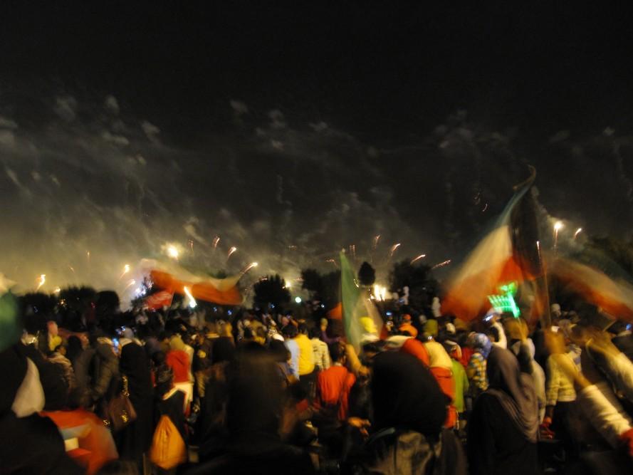Kuwait Towers Giant Fireworks Show 26